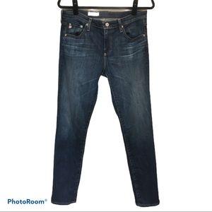 👖AG The Stilt Cigarette Leg Jeans 31